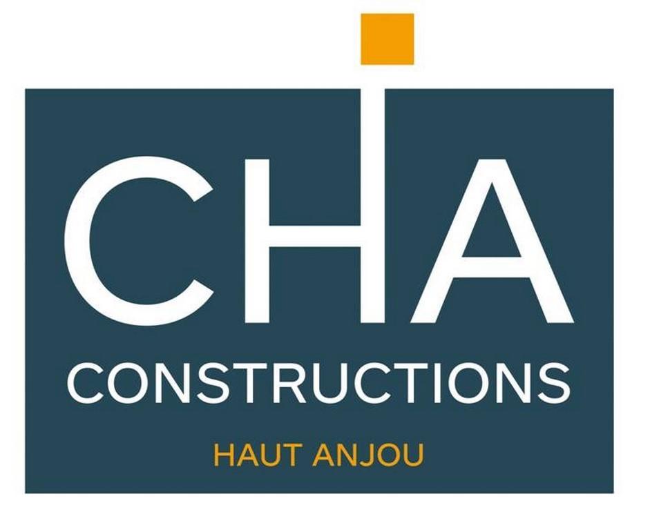 logotype CHA construction